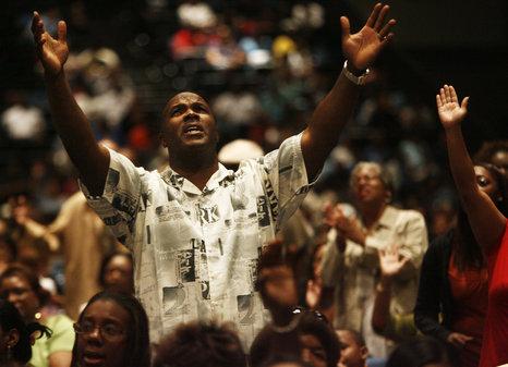 Jesus worship is hurting black community | AUSFAHRT